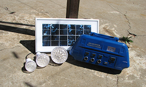 SunegyMini Ultra Portable - Solar System
